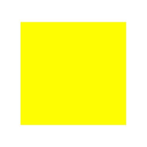 Acrílico amarillo limón