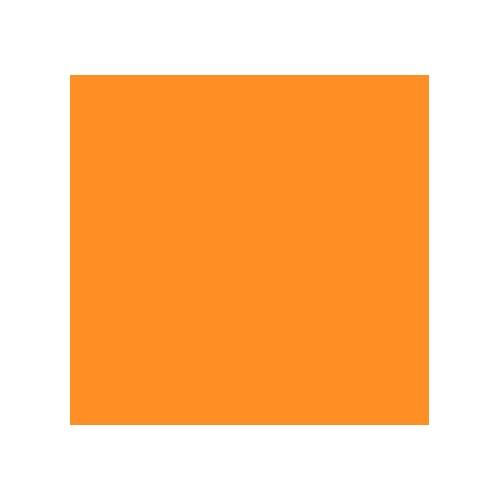 Painting Acrylic orange