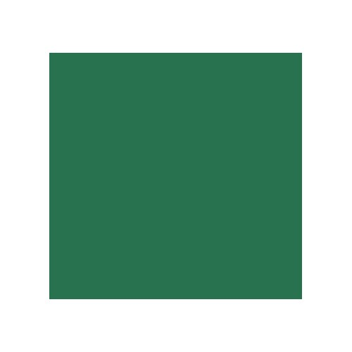 Pintura Acrílico verde esmeralda
