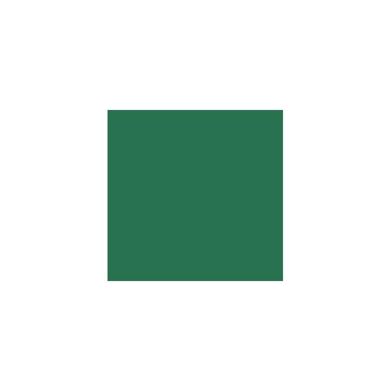 Acrílico verde esmeralda