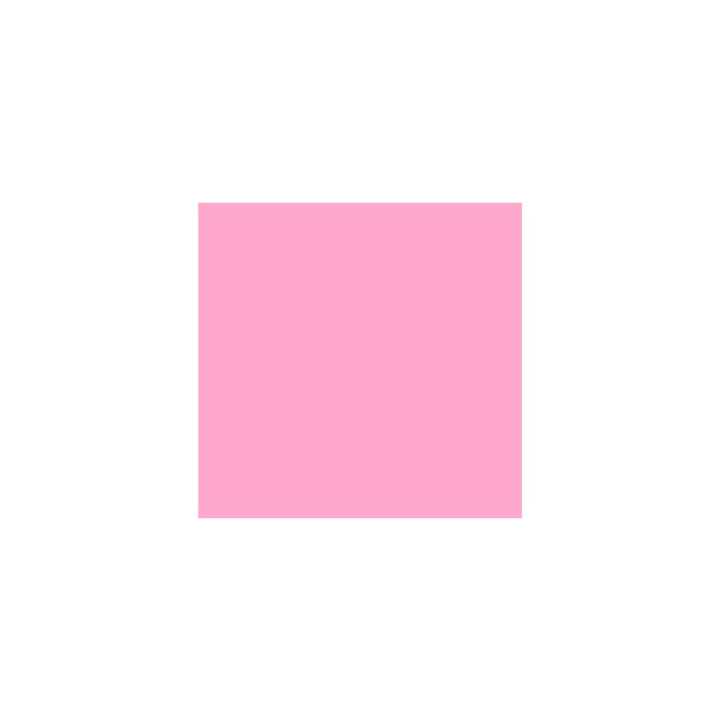 Acrílico rosa chicle