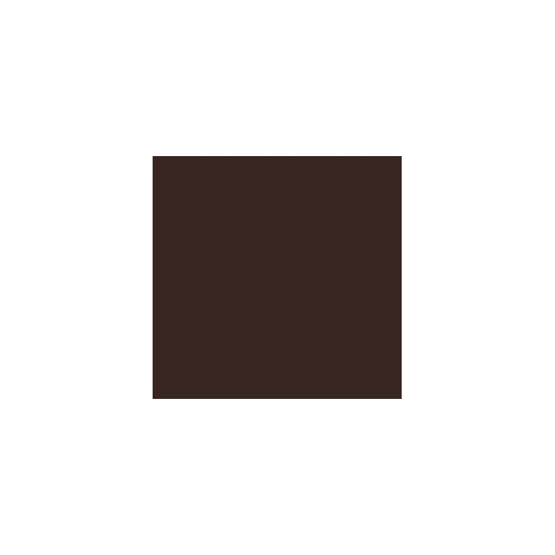 Acrílico chocolate oscuro