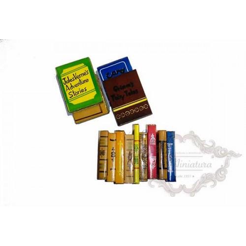 Lote de libros sueltos