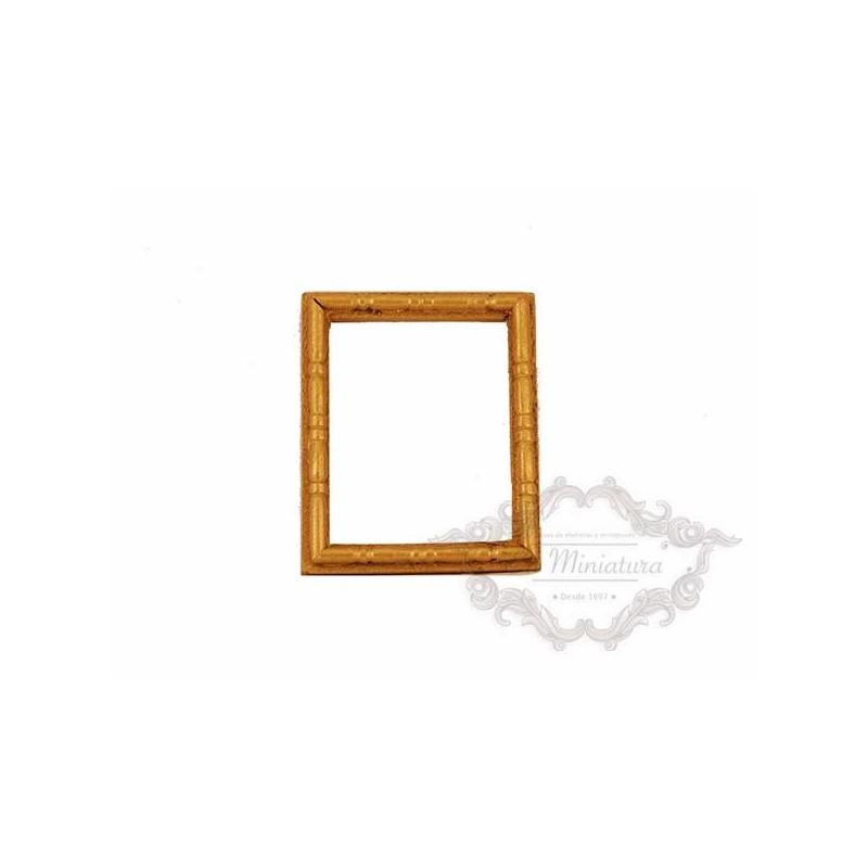marco en miniatura