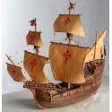 Maqueta barco Nao Victoria