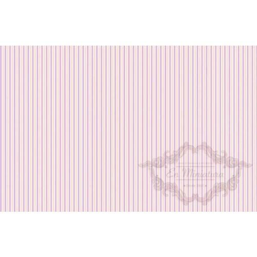 Papel de rayas rosas