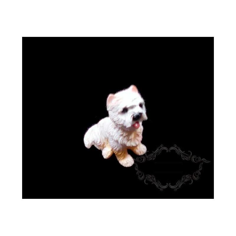 Perro Westy en miniatura