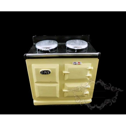 Ivory kitchen