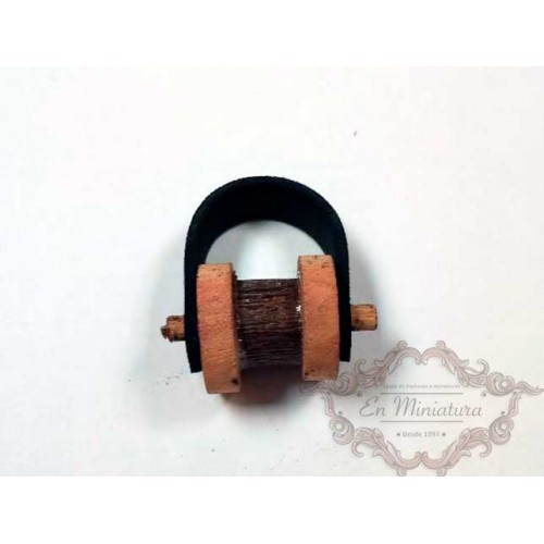 Pulley for models
