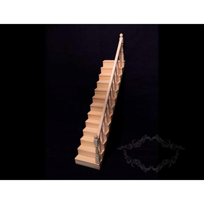 stairs lef unpaint