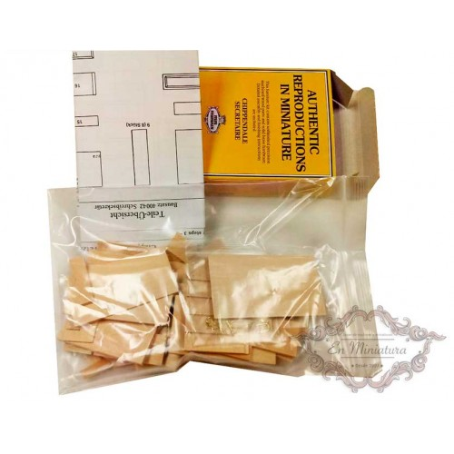 Chippendale Linen Chest