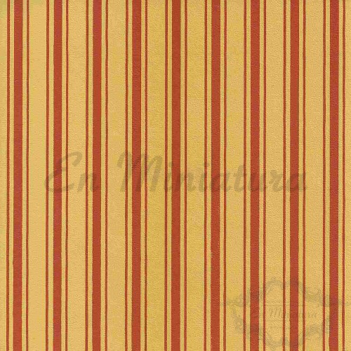 Wallpaper Stripes Corn-Yellow Background