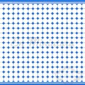 Papel Superficie Plastificada Azulejo Azul