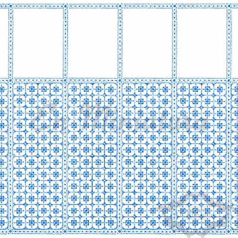 Papel Azulejo Veneciano