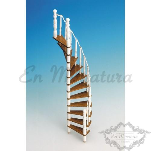 Escalera de Caracol (Kit de Montaje)
