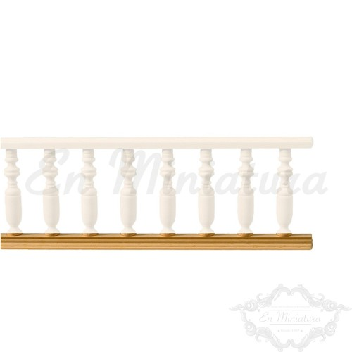 Baseboard for Balcony Banister