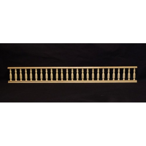 Railing For balconies or terraces