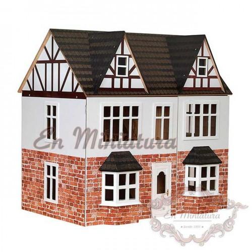 Dollhouse Rural DH034P