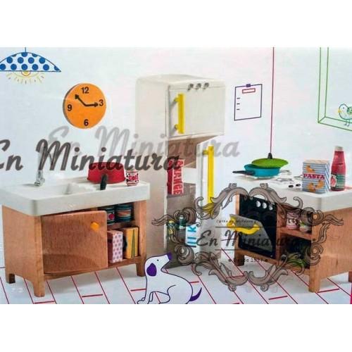 Children's kitchen furniture