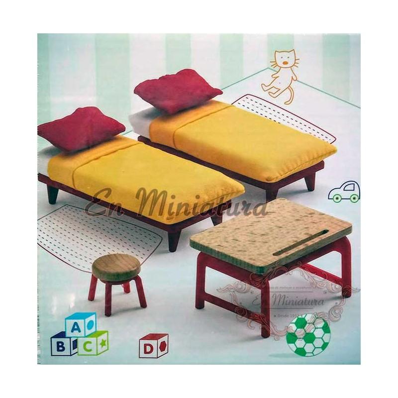 Double bedroom for children