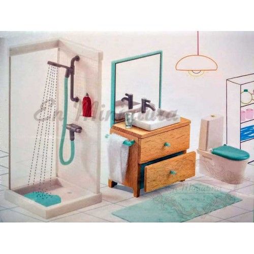 Children's furniture, Bathroom set