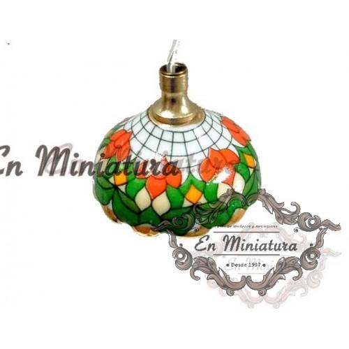 Lámpara techo, porcelana Reutter