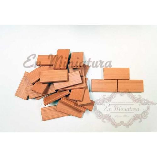 Ladder brick scale 1:10