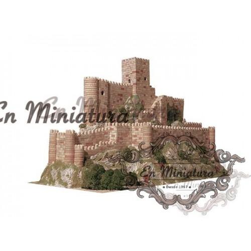 Castle model of Almansa