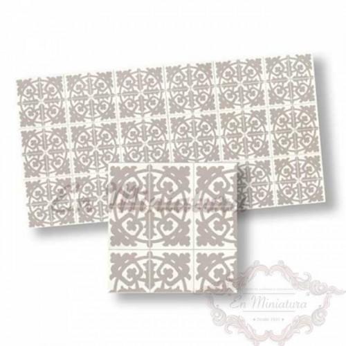 Mosaico Gris 34111