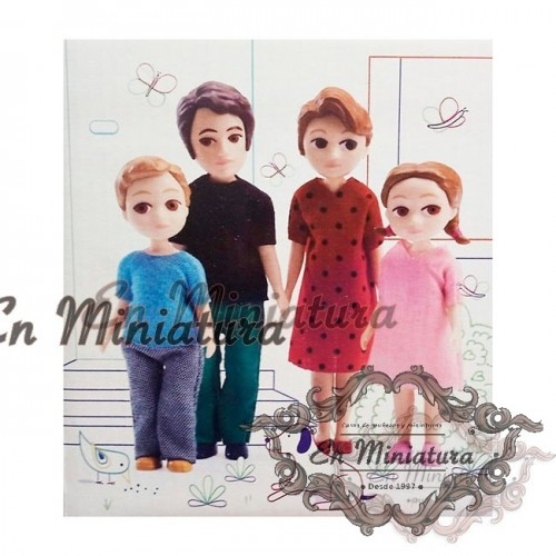 Muñeco Modernos, Familia 1