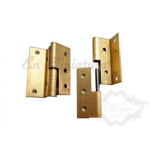 Door hinges, Right side