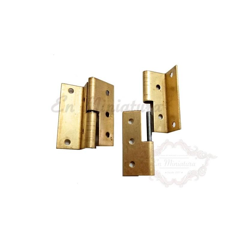 Bisagras Puerta de casas, Lado derecho 2 unidades
