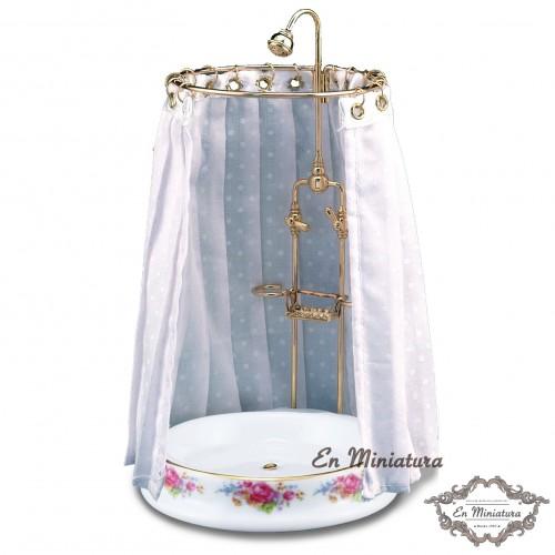 Reutter porcelain shower