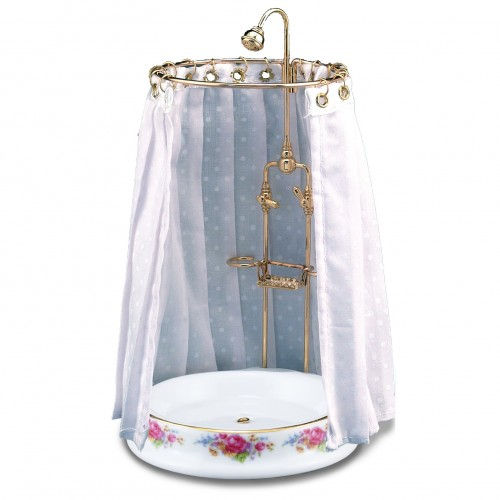 Reutter porcelain shower