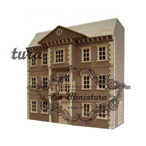 The Mayfair dollhouse unpainted