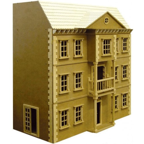 The Mayfair dollhouse unpainted