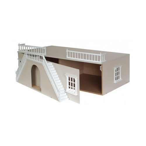 Basement dollhouse Mayfair