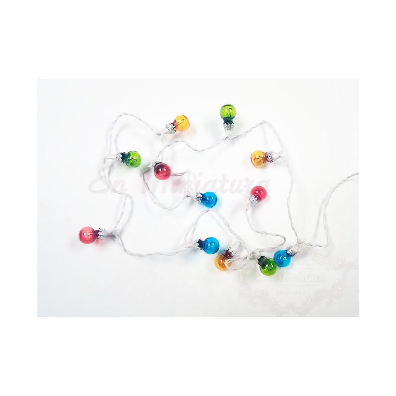 Luces de colores ( Navidad )