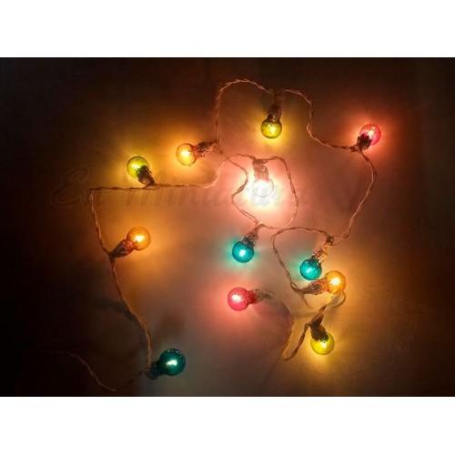 Colored lights (Christmas)