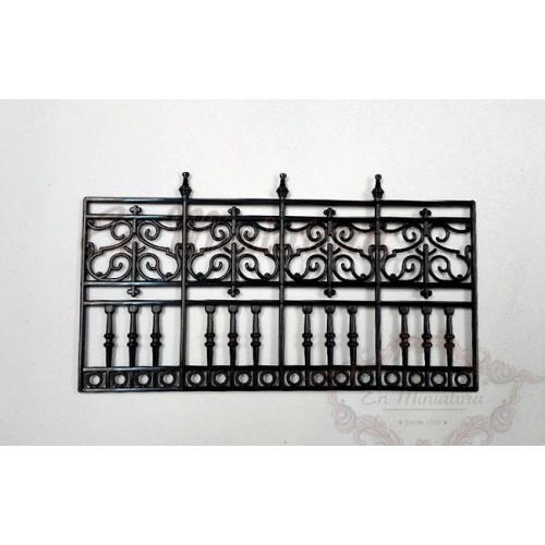 Forged grating