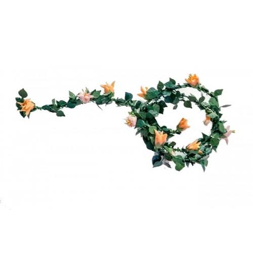 Flower convolvulus