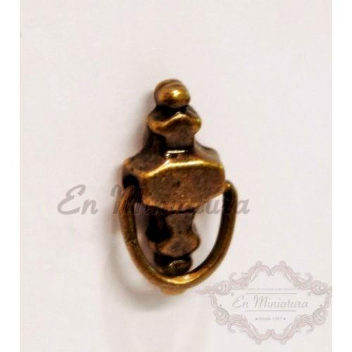 Bronze knocker
