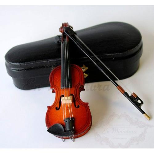 Violin With case
