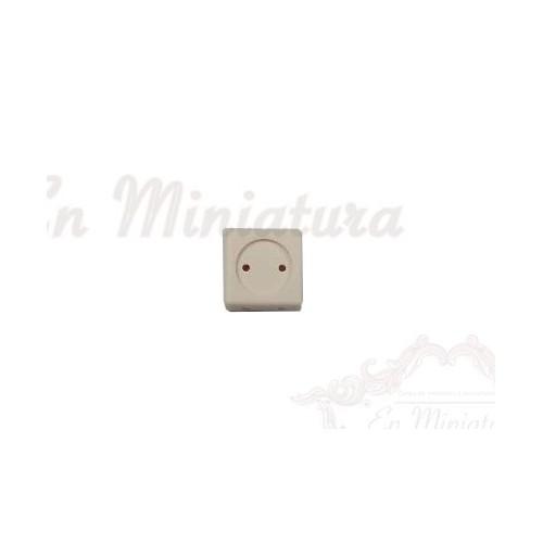 Female wall socket