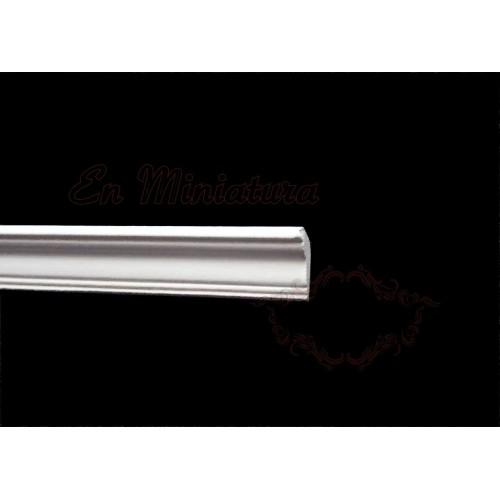 White trim strip