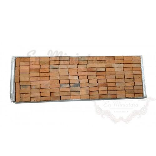 Rustic solid brick, 280 units