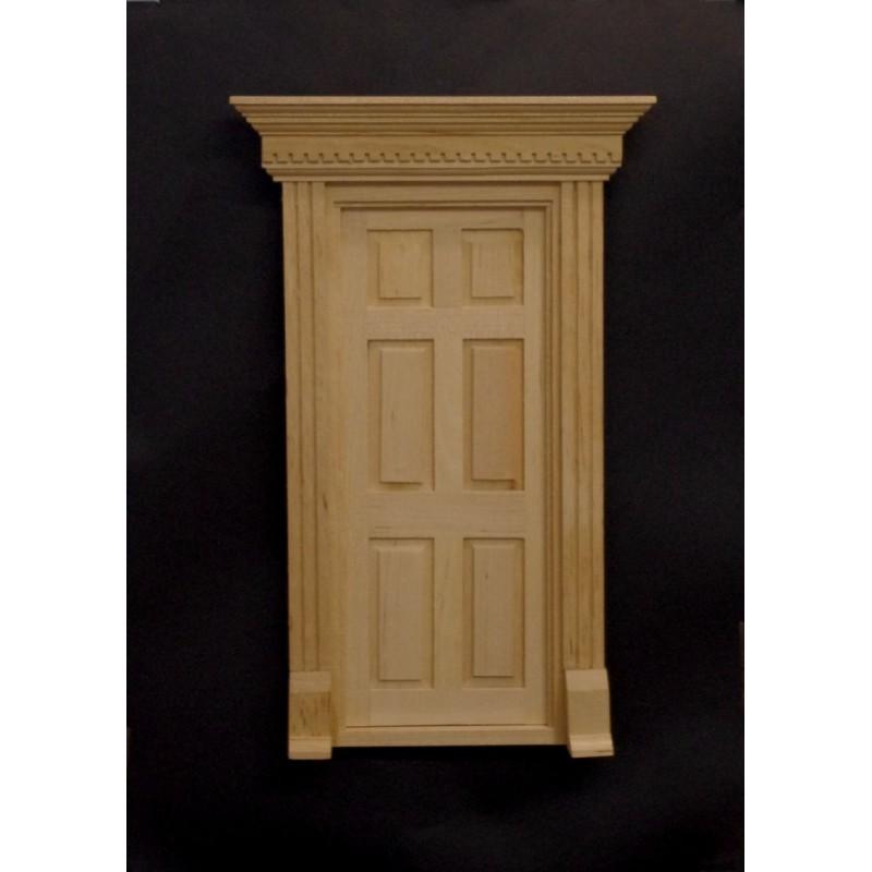 Puerta dintel natural - Dinteles de madera ...