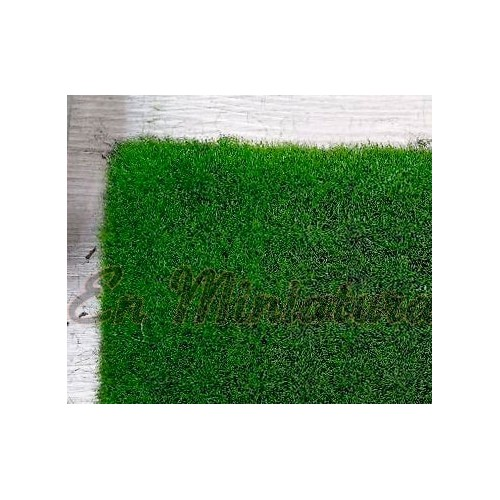 Artificial grass for nativity scenes or models