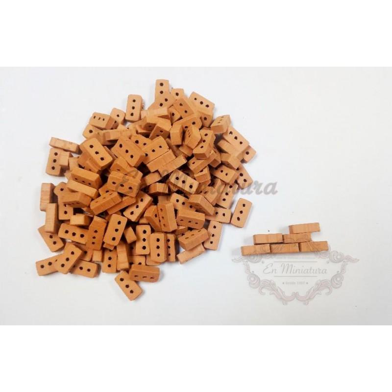 Brick models 1:35