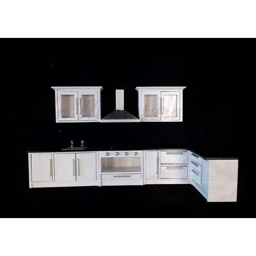 Cocina completa moderna
